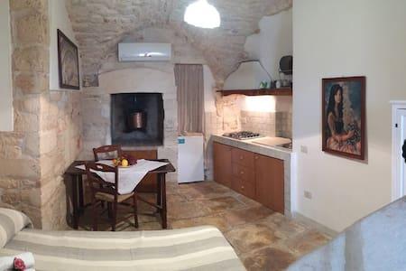 Monolocale con volte in pietra - Apartment