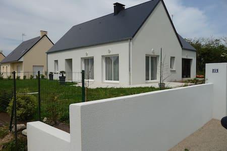 une maison agréable proche de nombreuses activités - House