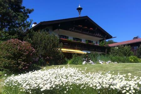 Ferienwohnung Taubenstein - Flat