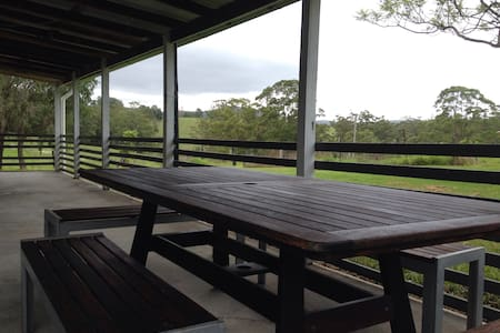 Farm Stay close to Seal Rocks - Wootton - Hus