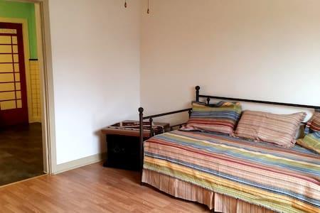 Vintage, downtown apartment - White Sulphur Springs - Lakás