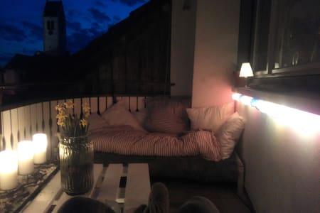 Wohlfühlwohnung im schönen Allgäu - Apartmen