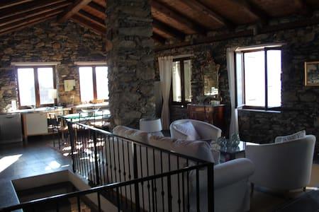 Villa avec piscine à Triora - Triora - Haus