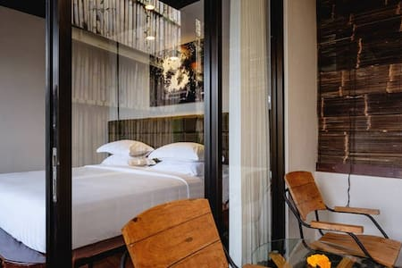 Beautiful Boutique Hotel in Heart of Ubud #20 - Ubud - Bed & Breakfast