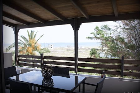 Villa Eva, 50 meters from the sea!! - Hus