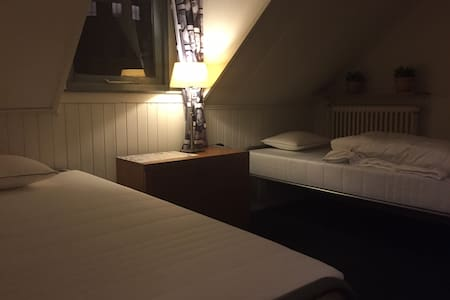 Private room max 2 persons near Amsterdam/Schiphol - Uithoorn - House