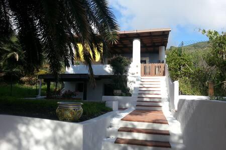 Villa indipendent - Lingua - - Santa Marina Salina - Villa