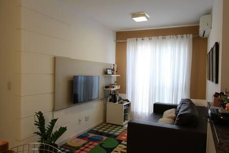 Apto confortável e bem localizado - Cuiabá - Apartment