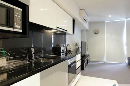 Perth CBD Executive Apartment + Parking - Perth - Apartamento