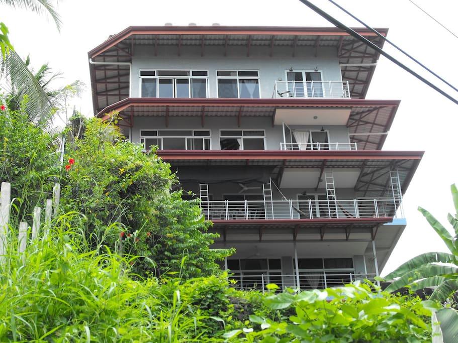 Villa 13 chambres Vue sur Océan