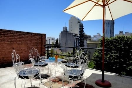San Telmo, loft with roof terasse - Apartmen