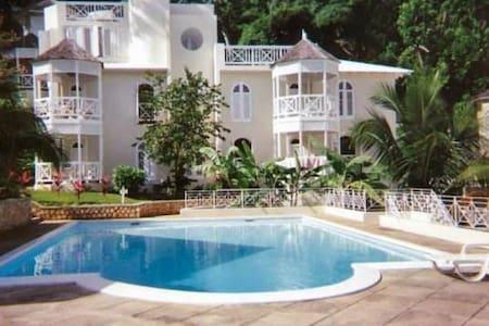Columbus Heights Ocho Rios Jamaica - Ocho Rios - Apartment
