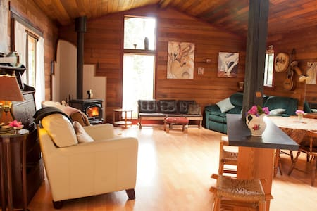 savary island retreat  - Powell River  - Stuga