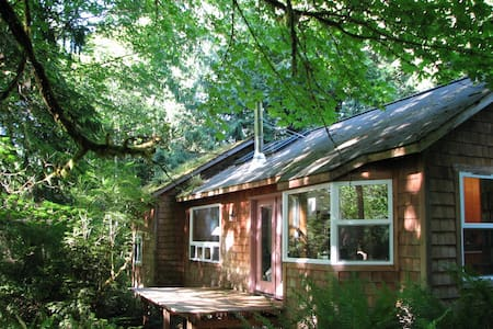 Magical Forest Cottage Retreat - Quilcene - House
