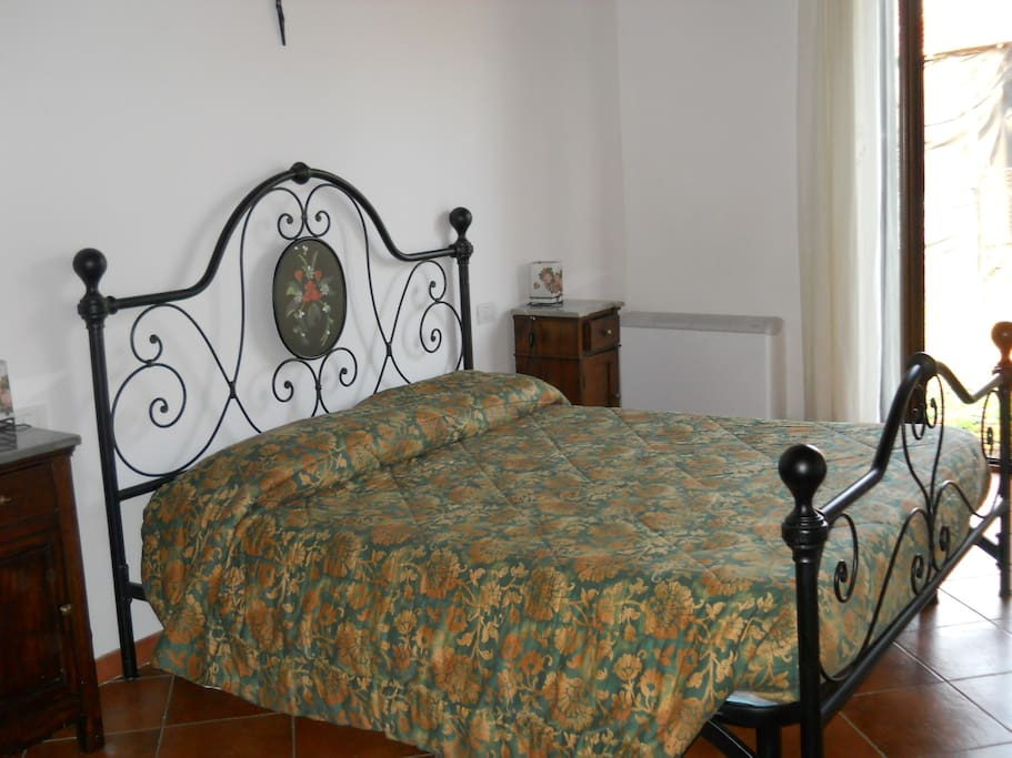 double room, full-featured