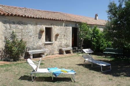 Sardinian Country House for rent - Haus