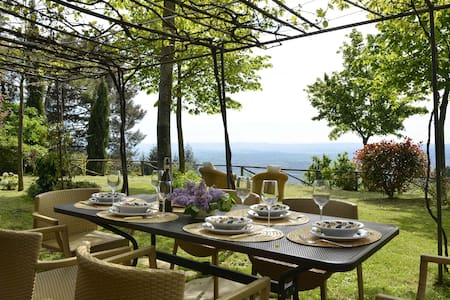 Tuscany House | View Breathtaking - Cortona
