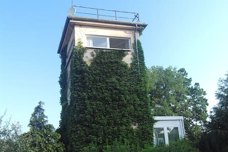 Unique rooms: Historic Watch Tower  - Dömitz - House