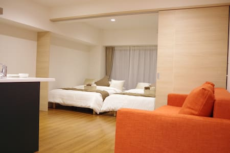 ☆New Construction★Ueno Sta.3min/Free Wi-Fi&Phone - Apartmen