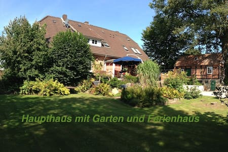 Ferienhaus in der Lüneburger Heide - Casa