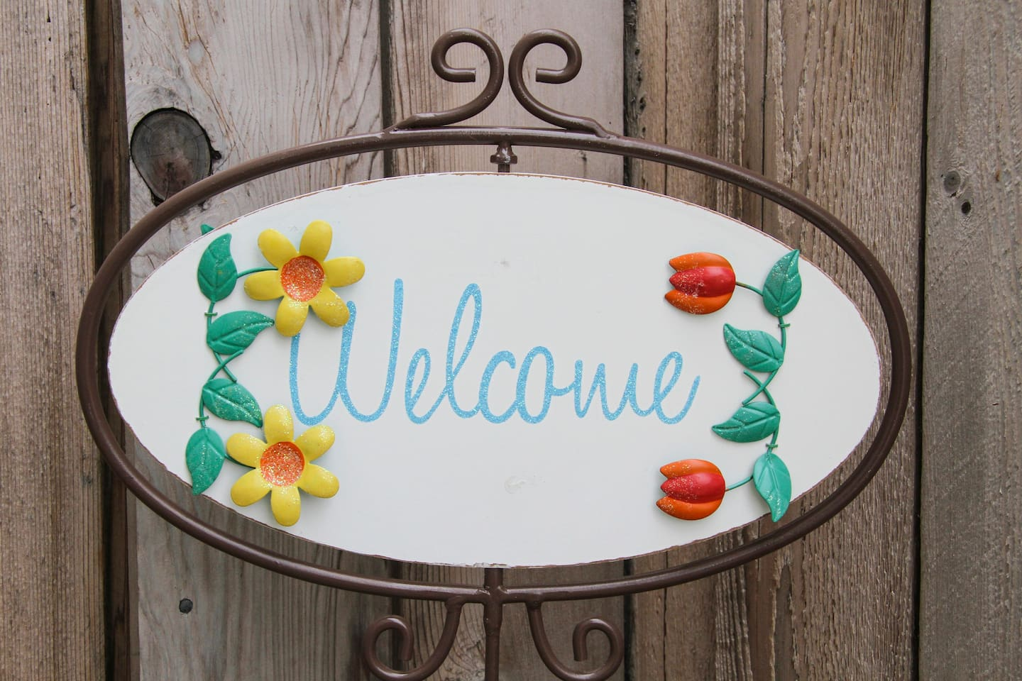 Welcome to your home away from home!!!  We can't wait to meet you.