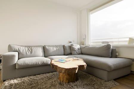 New renovated apartment, big balcony& 1 bike - Amszterdam - Lakás