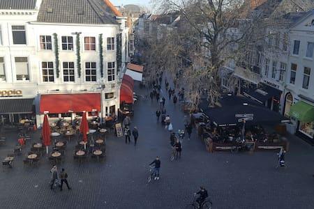 Ruim appartement in hartje centrum - Breda