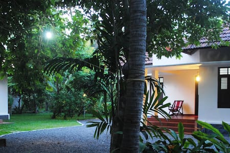 Stay in a Kerala village farm house - Villa