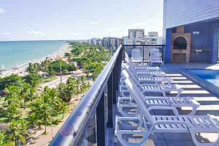 Apto beira mar p/ férias em Maceió - Maceió - Apartemen