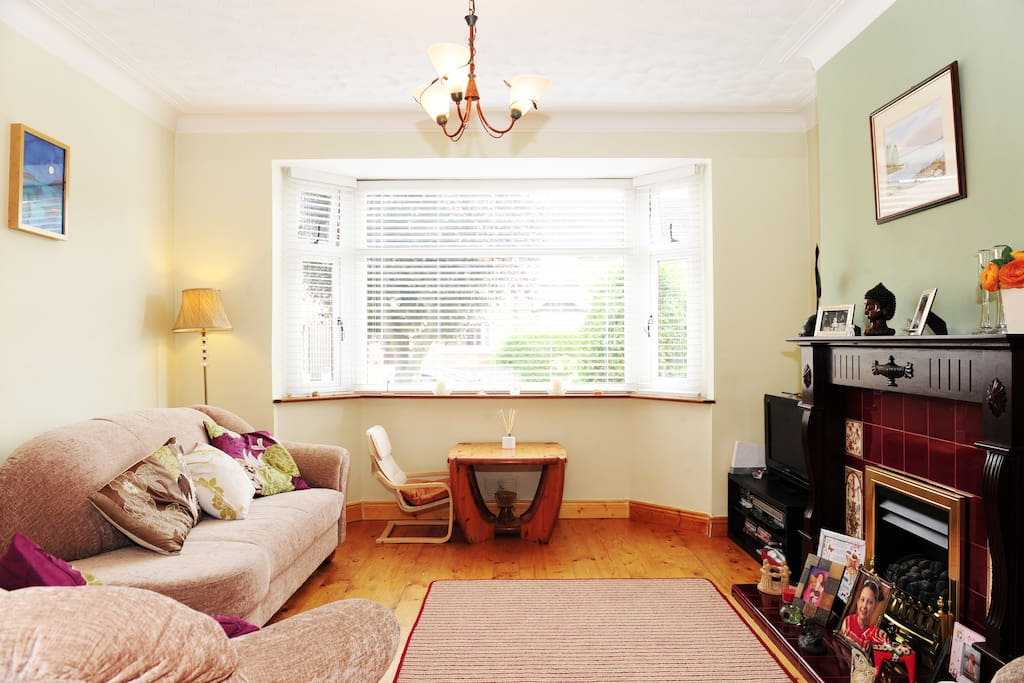 Your home away from home houses for rent in dublin for Peaceful living room ideas