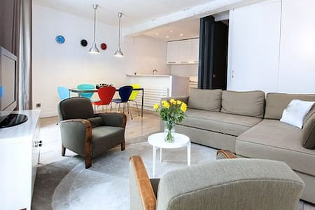 Loft Design Montorgueil - Apartment
