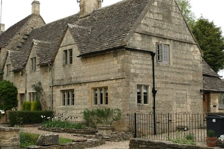 Cosy modern cottage in the Cotswold - Bibury - Huis
