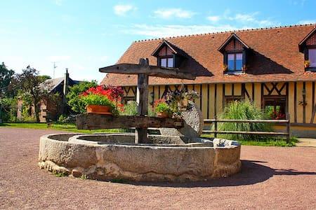 Domaine de la Baudrière - - Verneusses - Bed & Breakfast