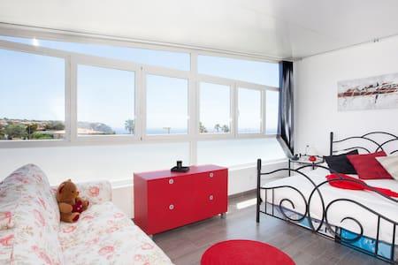 Habitación con vistas al mar - Sa Torre