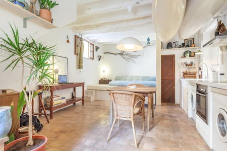 Cozy studio in old town +2 bycicles - Palma de Mallorca - Lejlighed
