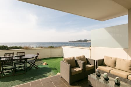 LUXURIOUS APARTMENT ON THE SEA AND  - Sant Josep de sa Talaia