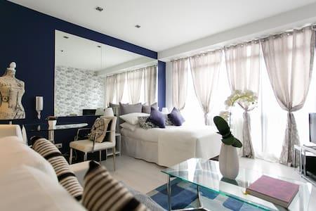 Gramercy 58F Dreamy Studio Promo All-In Price!!! - Makati - Apartment