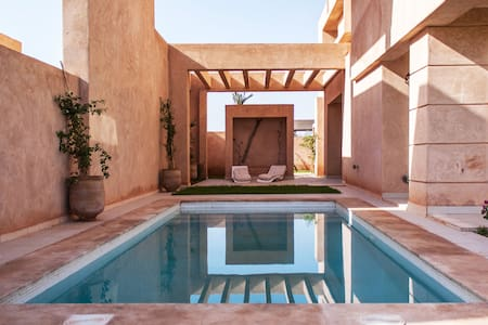 MARRAKECH Private House @ GOLF CITY