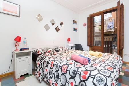 Centric Born room S. Maria del Mar