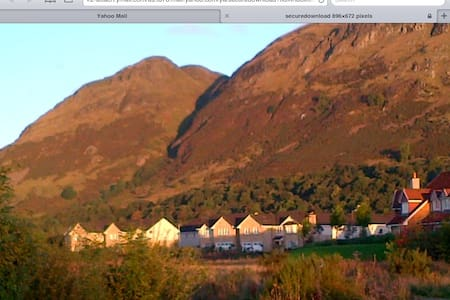 Ryder cup b+b - Menstrie - Bed & Breakfast