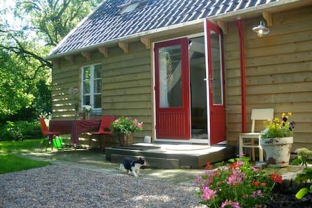 Sfeervol vakantiehuisje, Friesland - Szoba reggelivel