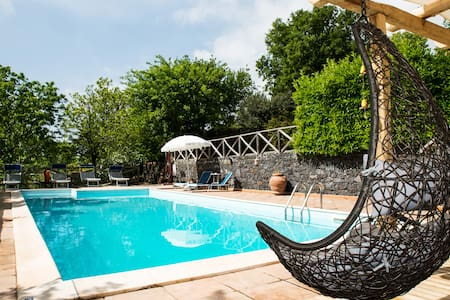 Villa Betulle - Mascali - Chalet