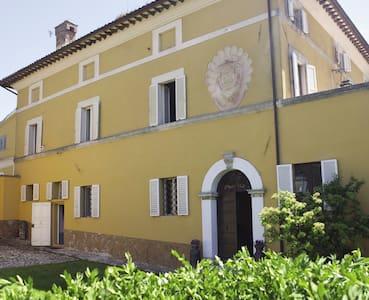 Historical Mansion in Todi - Todi - Villa
