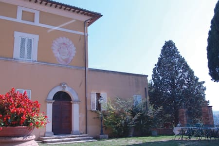 Historical Mansion in Todi - Todi - Villa