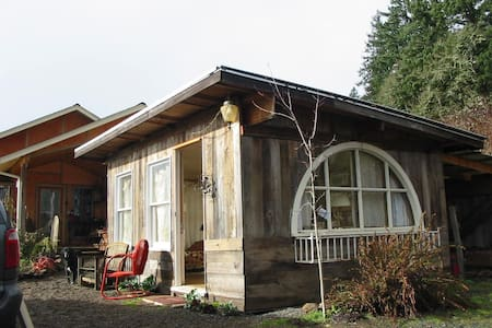 Rustic Country Cabin close to town - Eugene - Cabin