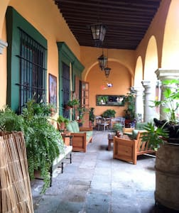 @3 blocks from main square (Zocalo) - Oaxaca - Appartement