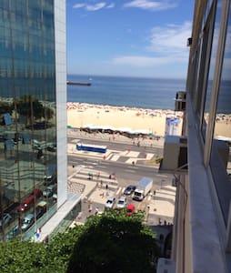 Ocean view room in Copacabana