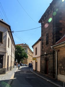 TOWER SLANÝ (Prague) - Slaný