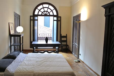 The balcony room at St. Mark Square - Venezia - Bed & Breakfast