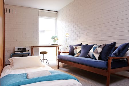 70s TOWNHOUSE in FITZROY NORTH